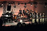 Jazz im Audi Forum Ingolstadt: The Uptown Jazz Orchestra feat. Sandro Roy
