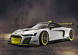 Premiere des Audi R8 LMS GT2 beim Goodwood Festival of Speed